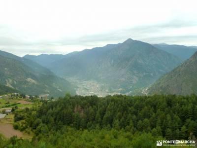Andorra -- País de los Pirineos;volcanes en olot ruta alpujarras viajes fotos grupo senderismo alica